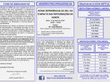 Folheto 2021 (1º Semestre) Atividades ADEB, Delegação da Região Norte