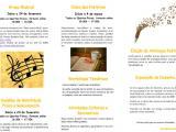 Folheto 2021 (1º Semestre) Espaço d'Arte ADEB Sede Nacional