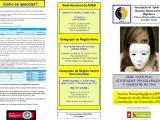 Folheto 2019 (2º Semestre) Atividades ADEB, Sede Nacional