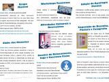Folheto 2020 (2º Semestre) Espaço d'Arte ADEB, Sede Nacional