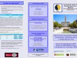 Folheto 2018 (1º Semestre) Atividades ADEB, Delegação Norte