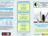 Folheto 2019 (2º Semestre) Atividades ADEB, Delegação Norte