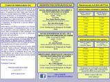 Folheto 2020 (1º Semestre) Atividades ADEB, Delegação da Região Norte