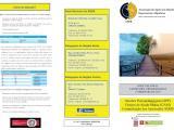 Folheto 2017 (1º Semestre) Atividades ADEB, Sede Nacional