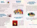 Folheto 2019 (1º Semestre) Espaço d'Arte ADEB