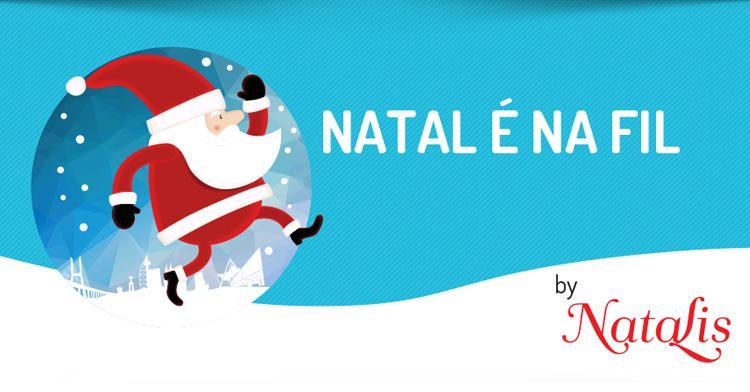 Feira de Natal na FIL - 7 de Dezembro 2017