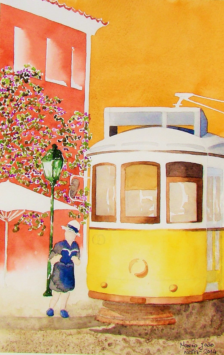 Maria João Neves - Pintura