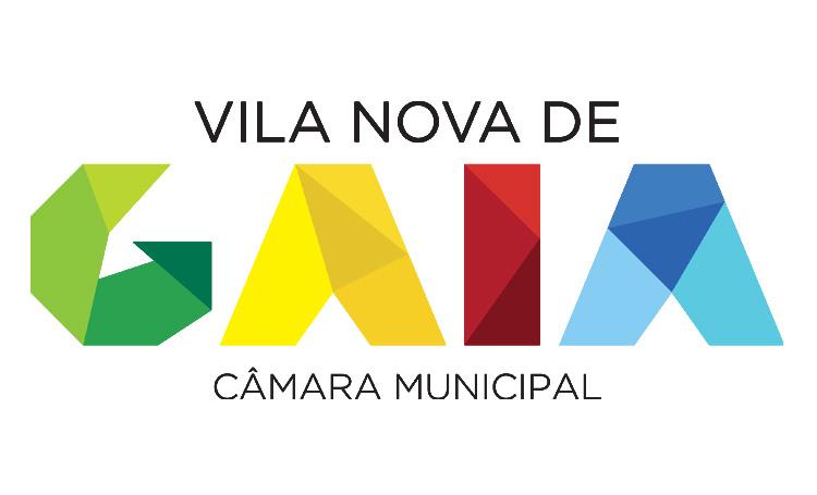 Logótipo Câmara Municipal de Gaia