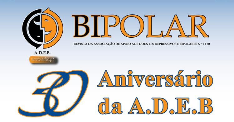 BIPOLAR N.º1 à 60 , Revista da Associação de Apoio aos Doentes Depressivos e Bipolares