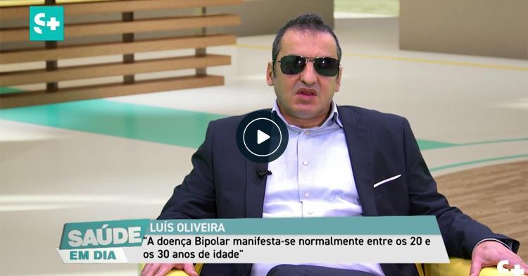 Entrevista ao Dr. Luís Oliveira sobre a doença bipolar